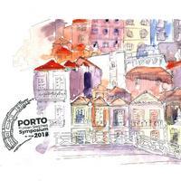 Alfandega street, Porto