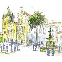 Praça dos Leões, Porto