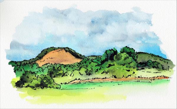 Puy de la Toupe, Aurières (63)
