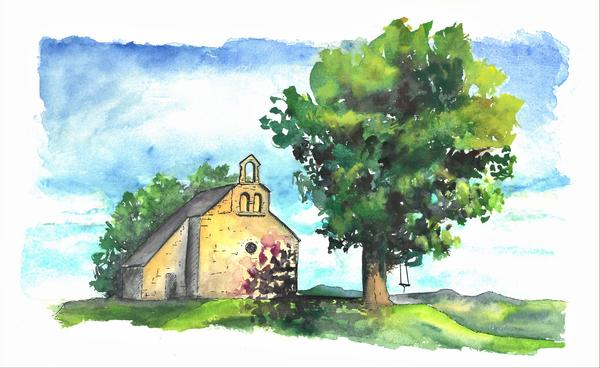 Chapelle de Banson (63)