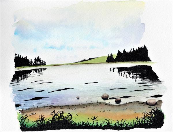 Lac de Servières (63)